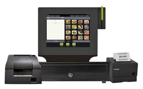 Restaurant iPad POS System